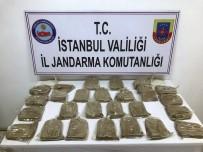 TİCARİ TAKSİ - Jandarmadan E-5'Te Nefes Kesen Uyuşturucu Operasyonu