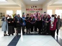 KAYGıSıZ - Kadınların Değişmez Adresi Turuncu Kafe
