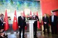 MEHMET BEKAROĞLU - Karamollaoğlu'ndan Kılıçdaroğlu'na 'İYİ Parti' Desteği
