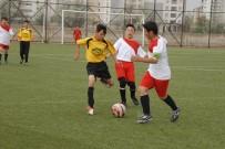 ADEM YıLMAZ - Kayseri U-13 Futbol  Ligi B Grubu