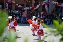 MEHMET METIN - Kilis'te Türk Ve Suriyeli Çocuklar 23 Nisan Bayramını Kutladı