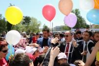 ULUSAL EGEMENLIK - Kırıkkale Belediyesi Çocukları Unutmadı