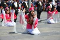 İL MİLLİ EĞİTİM MÜDÜRLÜĞÜ - Kırıkkale'de 23 Nisan Kutlamaları