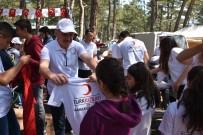 MEHMET UZUN - Kızılay Çocuklarla '23 Nisan Çocuk Şenliği' Etkinliğinde Bir Araya Geldi