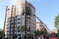 HASAN AYDıN - Kütahya'da Yangın Açıklaması 1'İ Ağır 4 Yaralı