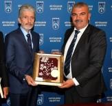 ULAŞTıRMA BAKANLıĞı - Kuzey Kıbrıs Türk Cumhuriyeti'nden Başkan Tuna'ya Ziyaret