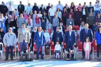 TAHIR ŞAHIN - Lapseki'de 1. Uluslararası Troya Çocuk Halk Dansları Festivali Yapıldı