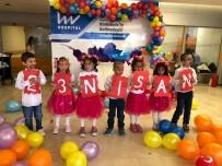 SİHİRBAZLIK - Liv Hospital 23 Nisan'ı Coşkuyla Kutladı