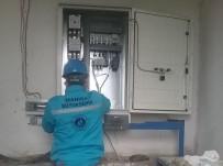 SU KESİNTİSİ - MASKİ, 27 Mahallenin Elektrik Panoları Yenilendi