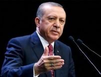 Cumhurbaşkanı TBMM'deki tartışmalara tepki gösterdi
