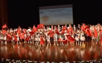 İL MİLLİ EĞİTİM MÜDÜRLÜĞÜ - Mersin'de 23 Nisan Coşkusu