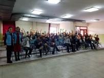 BESLENME ALIŞKANLIĞI - Öğrencilere 'Güvenli Gıda' Eğitimi