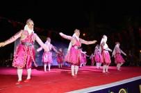 HALK OYUNLARI YARIŞMASI - Okullar Arası Halk Oyunları Yarışması