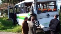 Ordu'da Zincirleme Trafik Kazası Açıklaması 12 Yaralı