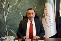 GENEL BAŞKAN YARDIMCISI - Öz Taşıma-İş Sendikası Genel Başkanı Toruntay'dan 23 Nisan Mesajı