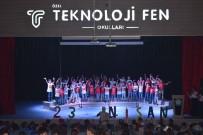 BAYRAM COŞKUSU - Özel Teknoloji Fen Okulları'nda 23 Nisan Coşkusu