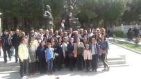 ESNAF ODASI - Salihli'de İki Odadan Çanakkale Gezisi