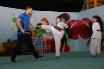 ÇOCUK FESTİVALİ - Şampiyon Sporculardan 23 Nisan Gösterisi