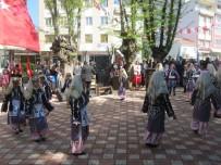 KÖKSAL ŞAKALAR - Sandıklı'da 23 Nisan Coşkusu