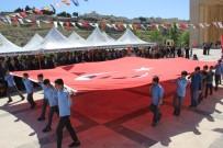 ŞANLIURFA VALİSİ - Şanlıurfa'da 23 Nisan 10 Ülkeden Öğrencilerin Katılımıyla Kutlandı