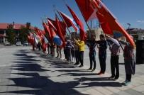 YUSUF İZZET KARAMAN - Sarıkamış'ta 23 Nisan Coşkuyla Kutlandı