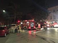 SELIMIYE - Sultan Abdülhamid Han Hastanesi'nin Kantininde Yangın