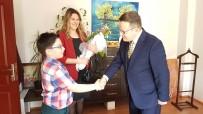 İLK ÖĞRETİM OKULU - Temsili Milli Eğitim Müdürü, 'Benim Asıl Hedefim Cumhurbaşkanlığı Koltuğu, İleride Oraya Oturacağım'
