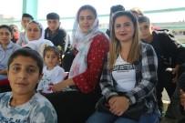 ŞEHİT ÜSTEĞMEN - Terörden Arınan Silopi'de Halaylı 23 Nisan Kutlamaları
