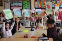 DENIZ YıLDıRıM - Türk Ve Avrupalı Minikler Arasında 'Masal Paylaşımı'