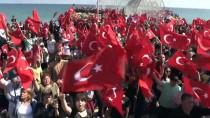 İNCIRLIK - Türk Yıldızları'ndan 23 Nisan'a Özel Gösteri