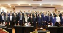 GENEL BAŞKAN YARDIMCISI - 'Türkiye'nin Sağlıktaki Gücü Ve Potansiyeli' İzmir'de Konuşuldu