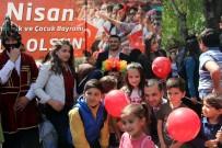ÇAĞA - Ülkü Ocakları 23 Nisan Ulusal Egemenlik Ve Çocuk Bayramı'nı Kutladı