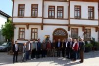 KEMAL ÖZGÜN - Vali Yardımcısı Özgün Ve İl Müdürlerinden Turistik Yerlere Ziyaret