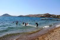İBRAHİM YATTARA - Yattara'yı zorla denizde soktular