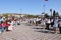 ÇOCUK TİYATROSU - Yeni Şakran'da 23 Nisan Coşkusu