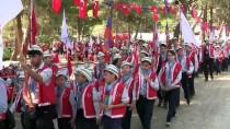 GELIBOLU YARıMADASı - 10 Bin Genç Kocadere'de Toplandı