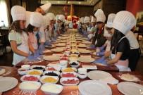 MERAL UÇAR - 23 Nisan'da Pizza Yapıp Gönüllerince Eğlendiler