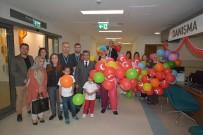 AY YıLDıZ - Adana Şehir Hastanesi Yönetimi Minik Hastalarını Unutmadı