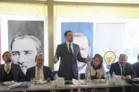 CÜNEYT YÜKSEL - AK Parti'li Yüksel Açıklaması 'Tekirdağ'ın Kaderini 7 Vekille Değiştirelim'