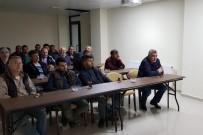 YEŞILDAĞ - Akçakoca'da Ağaç Kesme Boylama Eğitimi