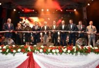ADEM MURAT YÜCEL - Alanya Devlet Bahçeli Yaşam Alanı İrem Derici Konseriyle Açıldı