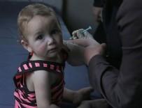 SAĞLIK ÖRGÜTÜ - 'Aşı her yıl 3 milyon çocuğun hayatını kurtarıyor'
