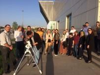 SıNıF ÖĞRETMENLIĞI - Astronomi meraklıları Bilim Merkezi'ne
