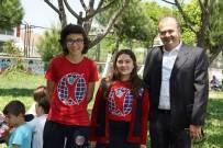 HÜSEYIN ARSLAN - Aydın'da En Anlamlı 23 Nisan Kutlaması