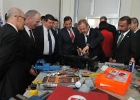SANAYİ DÖNÜŞÜMÜ - Başbakan Yardımcısı Şimşek Ve Bakan Özlü'den GSO-MEM'e Ziyaret