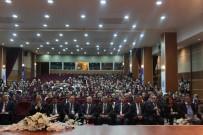 KAMU DENETÇİLERİ - Başdenetçi Şeref Malkoç Açıklaması '30 Üniversiteye Ombudsmanlık Kurduk'