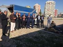 KAYSERI TICARET ODASı - Başkan Gülsoy Kurban Keserek Göreve Başladı