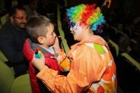 ÇOCUK ÜNİVERSİTESİ - 'Bayburt Çocuk Üniversitesi'nden Muhteşem Gösteri