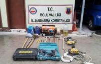 Bolu'da, Kaçak Kazı Operasyonu Açıklaması 6 Gözaltı