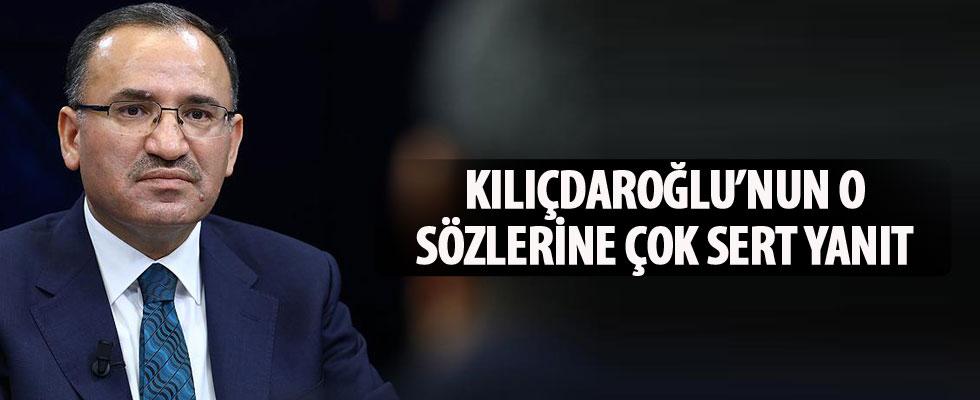 Bozdağ'dan Kılıçdaroğlu'na 'Osmanlı' cevabı